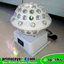 Lampu LED Disco Ball UFO RGB