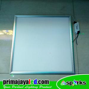 Lampu Downlight Panel LED 60cm 48 Watt