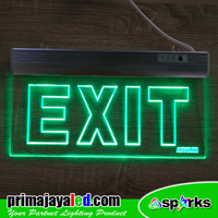 Lampu LED Emergency Exit Lamp