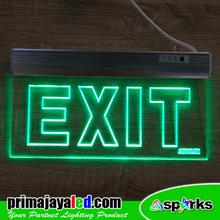 Lampu LED Emergency Exit Lamp