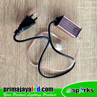 Jual Trafo Power Supply LED Meteor 50cm 2
