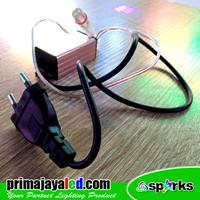Distributor Trafo Power Supply LED Meteor 50cm 3