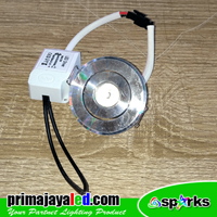 Lampu Downlight Ceiling LED Plafon 1 Watt