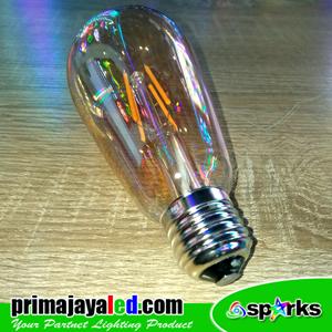 Lampu Bohlam E27 Fillamet LED Edison