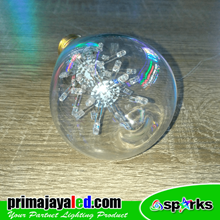Lampu Bohlam LED Variasi RGB