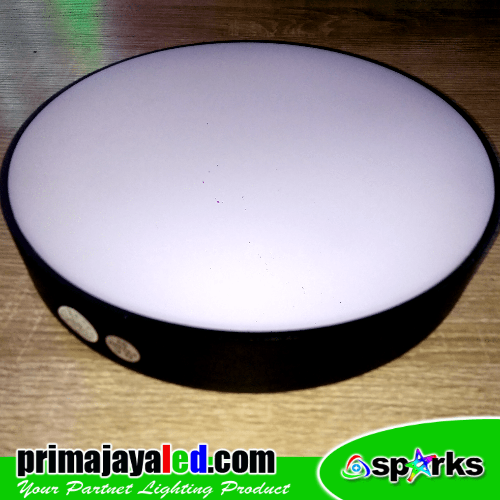 Jual Lampu Downlight Panel Outbo Hitam 30 Watt Harga Murah
