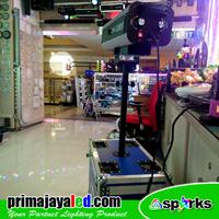 Lampu LED Follow Spot 330 Watt