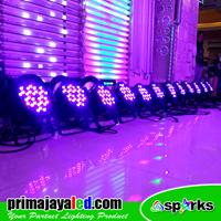 Lampu PAR Paket Par LED Mixer Murah 5
