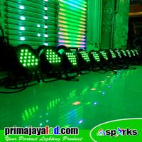 Distributor Lampu PAR Paket Par LED Mixer 3