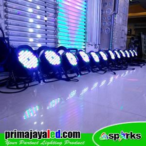 Lampu PAR Paket Par LED Mixer