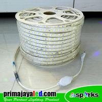 Distributor Lampu LED Selang 2 Baris 100 Meter 3