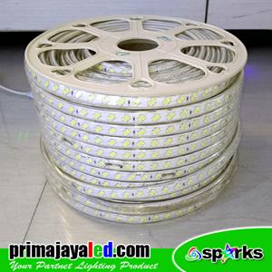 Lampu LED Selang 2 Baris 100 Meter
