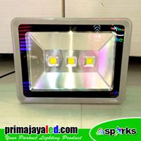 Jual Lampu Sorot Tembak LED 150 Watt