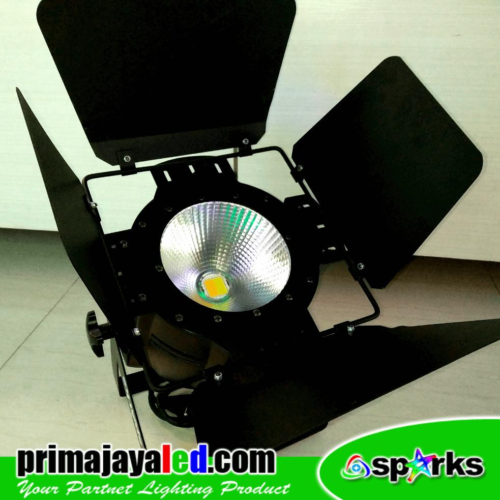 Jual Lampu Par COB LED 200 Watt 3 Warna Harga Murah