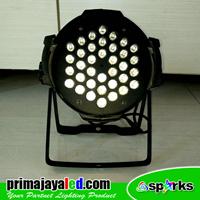 Distributor Lampu Par 36 LED 3 Watt RGB 3