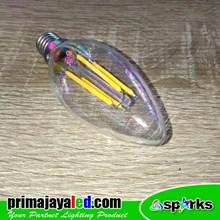 Lampu Bohlam Candle LED Fillament E14