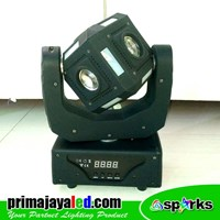 Jual Lampu LED Moving Kubik 60 Watt 2