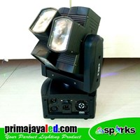 Distributor Lampu LED Moving Phantom 80 Watt 3
