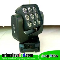 Distributor Lampu LED Moving Madrix 90 Watt 3