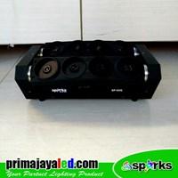 Distributor Lampu Gantung Spider Laser Hijau 8 Mata 3