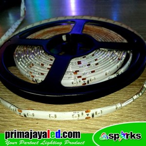 Lampu LED Strip SMD 3527 Kuning