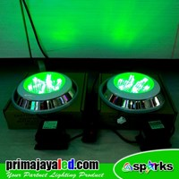 Lampu LED Kolam RGB 12W Under Water