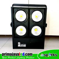 Lampu LED Mini Brute 400 Watt DMX