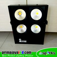 Distributor Lampu LED Mini Brute 400 Watt DMX 3