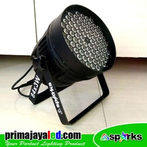 Lampu Par LED 84 X 3W RGBW