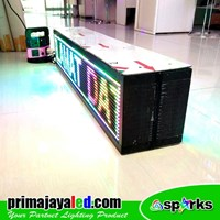 Distributor Lampu LED Display 1 Meter Dua Sisi 3