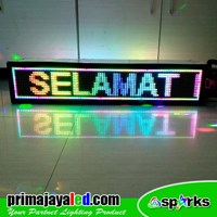 Lampu LED Display 1 Meter Dua Sisi 1