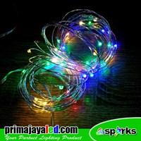 Lampu LED Tumbler Kawat RGB Kedip 1
