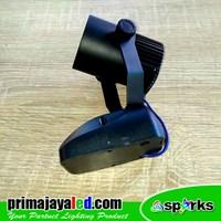 Beli Lampu LED Spotlight 7 Watt Body Hitam 4
