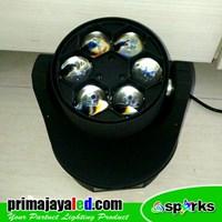 Lampu LED Moving Bee Eye 1