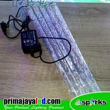 Lampu LED Meteor RGB Ice Cube