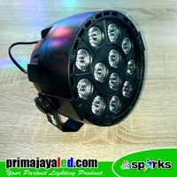Jual Lampu PAR Mini LED 12W RGBW
