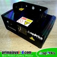Lampu Laser Show Mini RGY