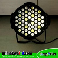 Jual Lampu Par LED 54 RGBW Lighting