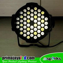 Lampu Par LED 54 RGBW Lighting