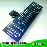 Lampu PAR DMX 512 Mixer 192 Spark