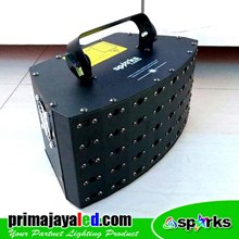 Lampu Laser Spark Show P40 Red