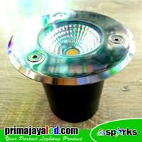 Lampu LED Lantai COB 6 Watt