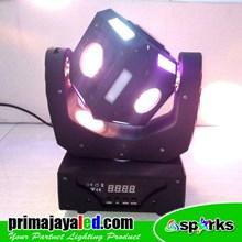 Lampu LED Moving Head Rubik 60 Watt