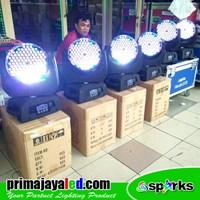 Distributor Lampu LED Paket Moving Head LED 108 Zoom 3