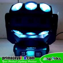 Lampu LED Moving Head Roller 90 Watt