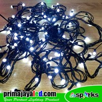 Lampu Hias NEW Twinkle LED Natal Putih
