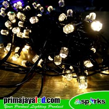 Lampu Hias NEW Twinkle LED Natal Warm White