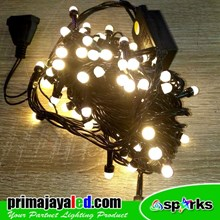 Lampu Hias Pendan Twinkle LED Warm White