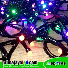 Lampu Hias Twinkle Cerry LED Natal RGB