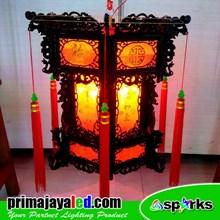 Lampu Hias LED Lampion Putar Mewah